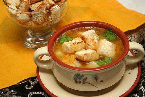 гороховый суп
