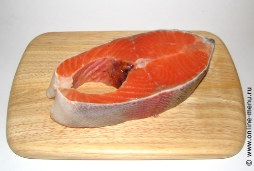 красная рыба, семга, форель, лосось