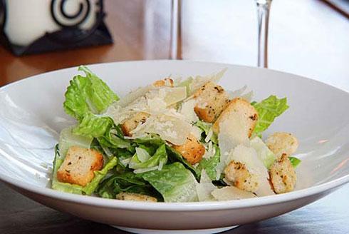 салат цезарь настоящий фото рецепт