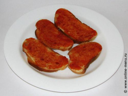 бутерброды перевертыши