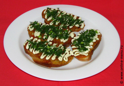 бутерброды - перевертыши