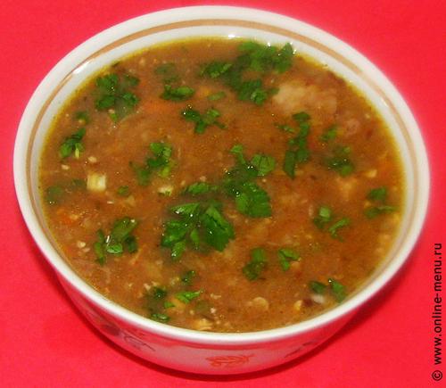 Суп из говядины - рецепты с фото на Повар.ру (165 рецептов ...