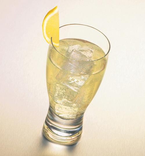 Коктейль Джин-физ (Gin fizz)