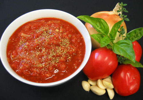 Соус — рецепт онлайн меню рецепты с