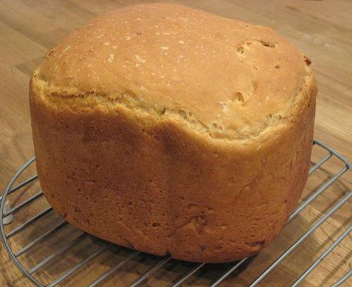 хлеб с медом и тыквенными семечками