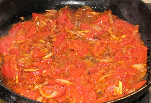 баранина в соусе, приготовление баранины в соусе