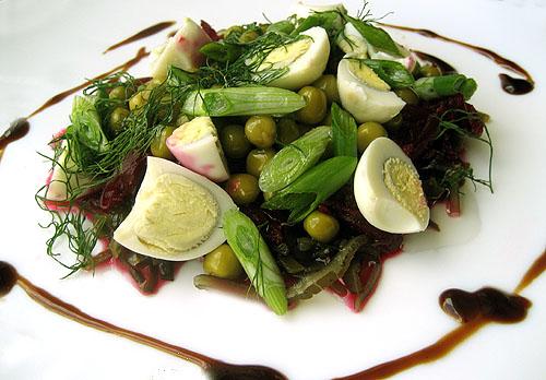 Для салата из морской капусты
