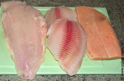 рецепт котлет из рыбного фарша леща