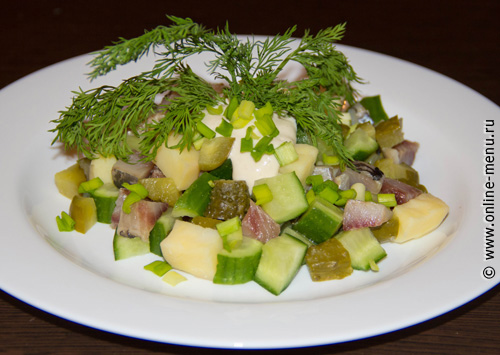 салат шуба рецепт с фото с сельдью фото