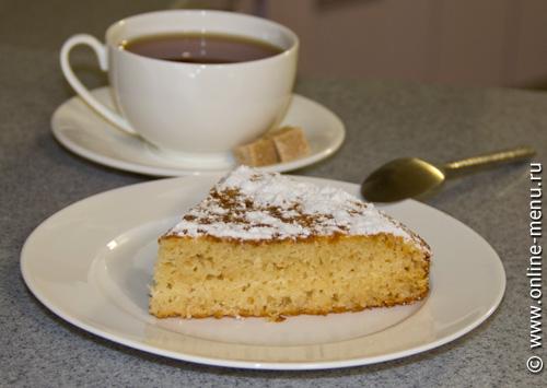 пирог из манки рецепт для мультиварки